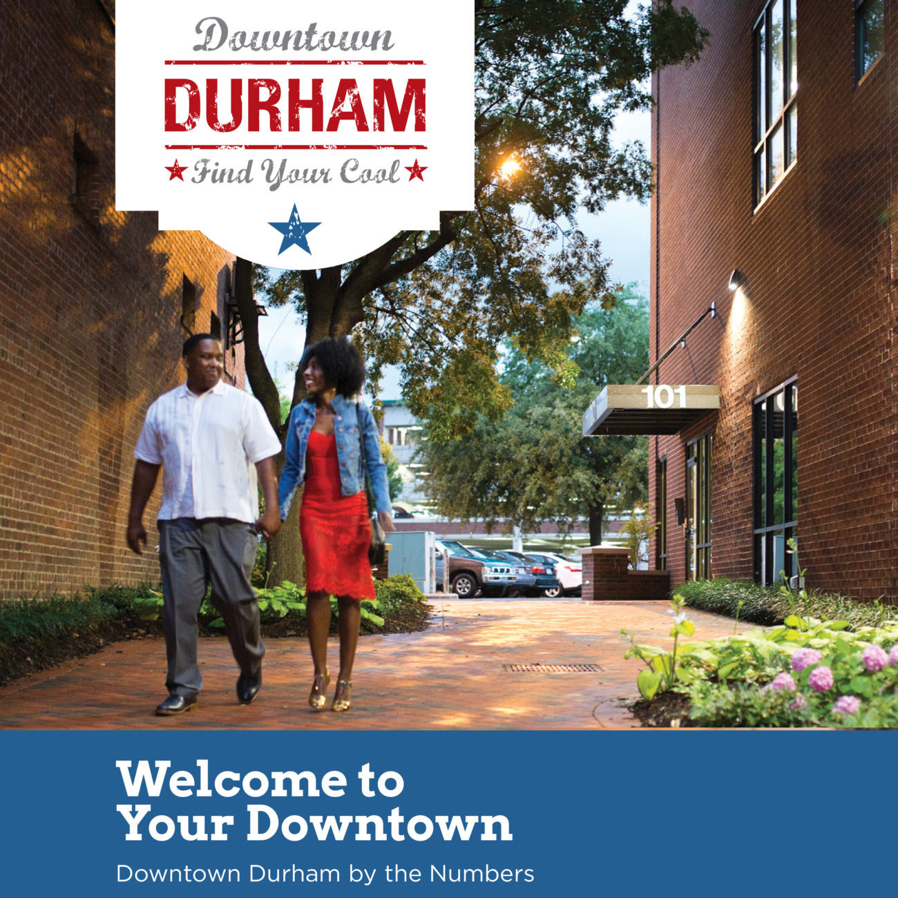 Downtown Durham by the Numbers
