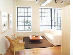Interior photo of West Village