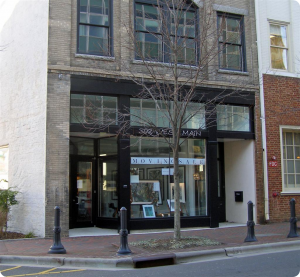Exterior photo of 308 West Main Street