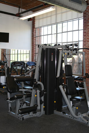 Golden Belt Lofts fitness_center1