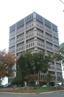 Exterior photo of Legacy Tower