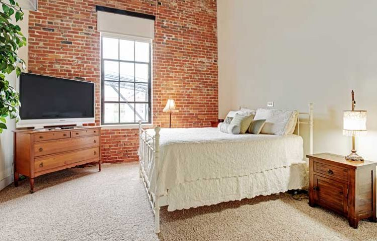 Apartments American Tobacco Noell bedroom 1