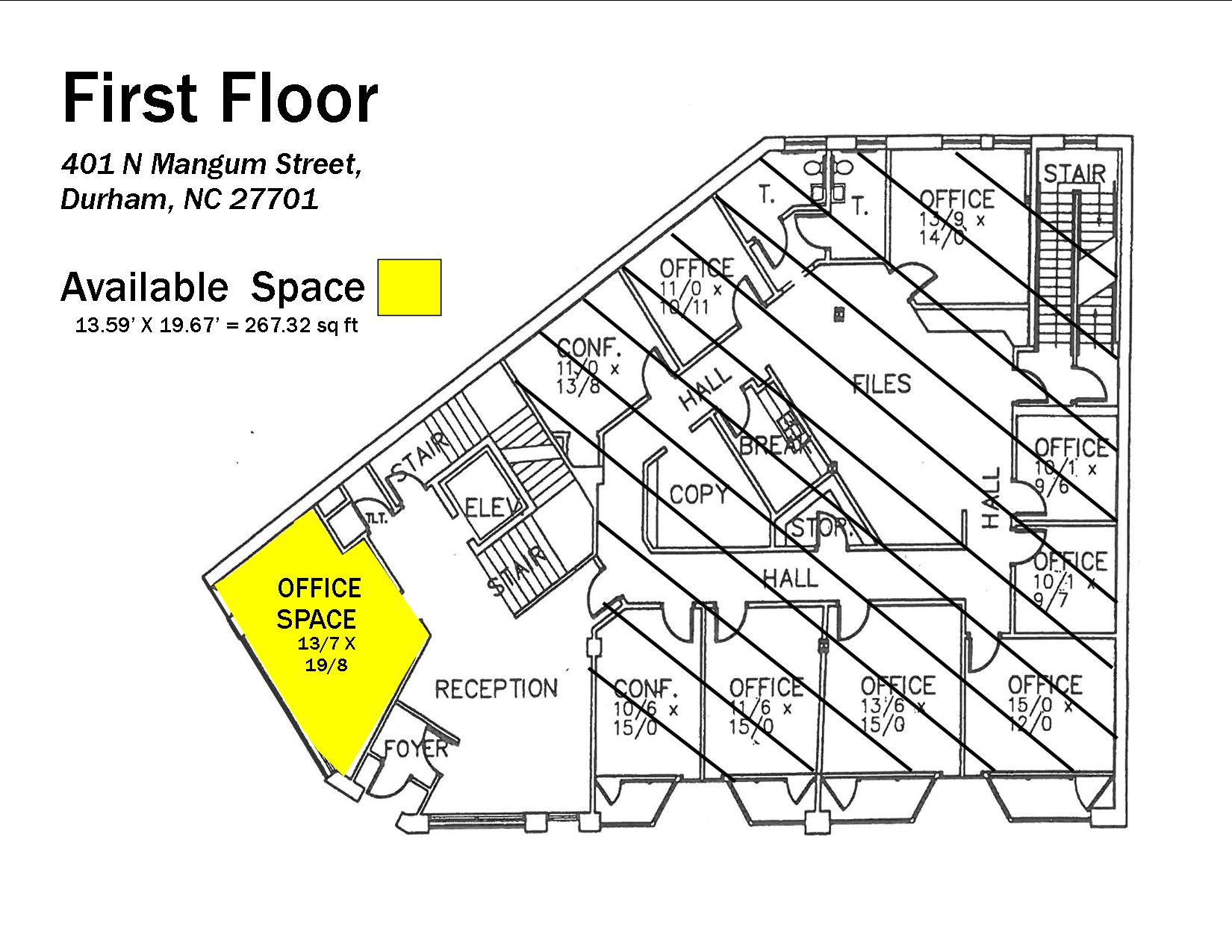 Floor-1-Available-Space.-267-sq-ft