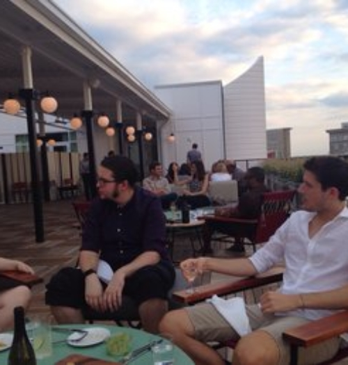 The Durham Restaurant And Rooftop Bar Downtown Durham Inc