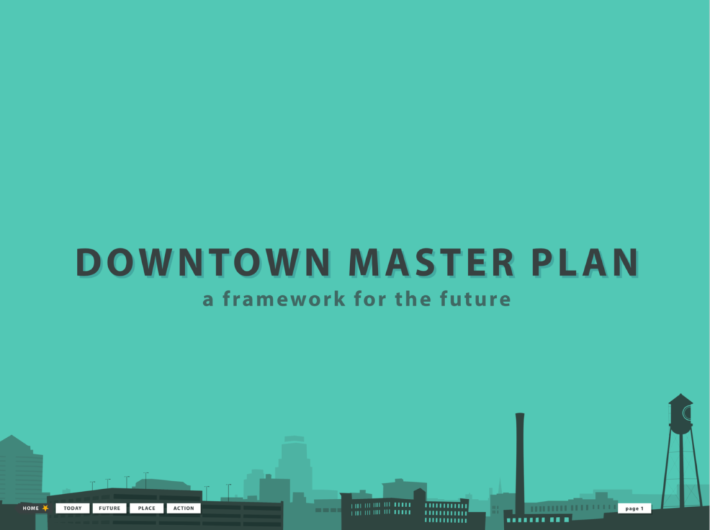 Downtown Master Plan