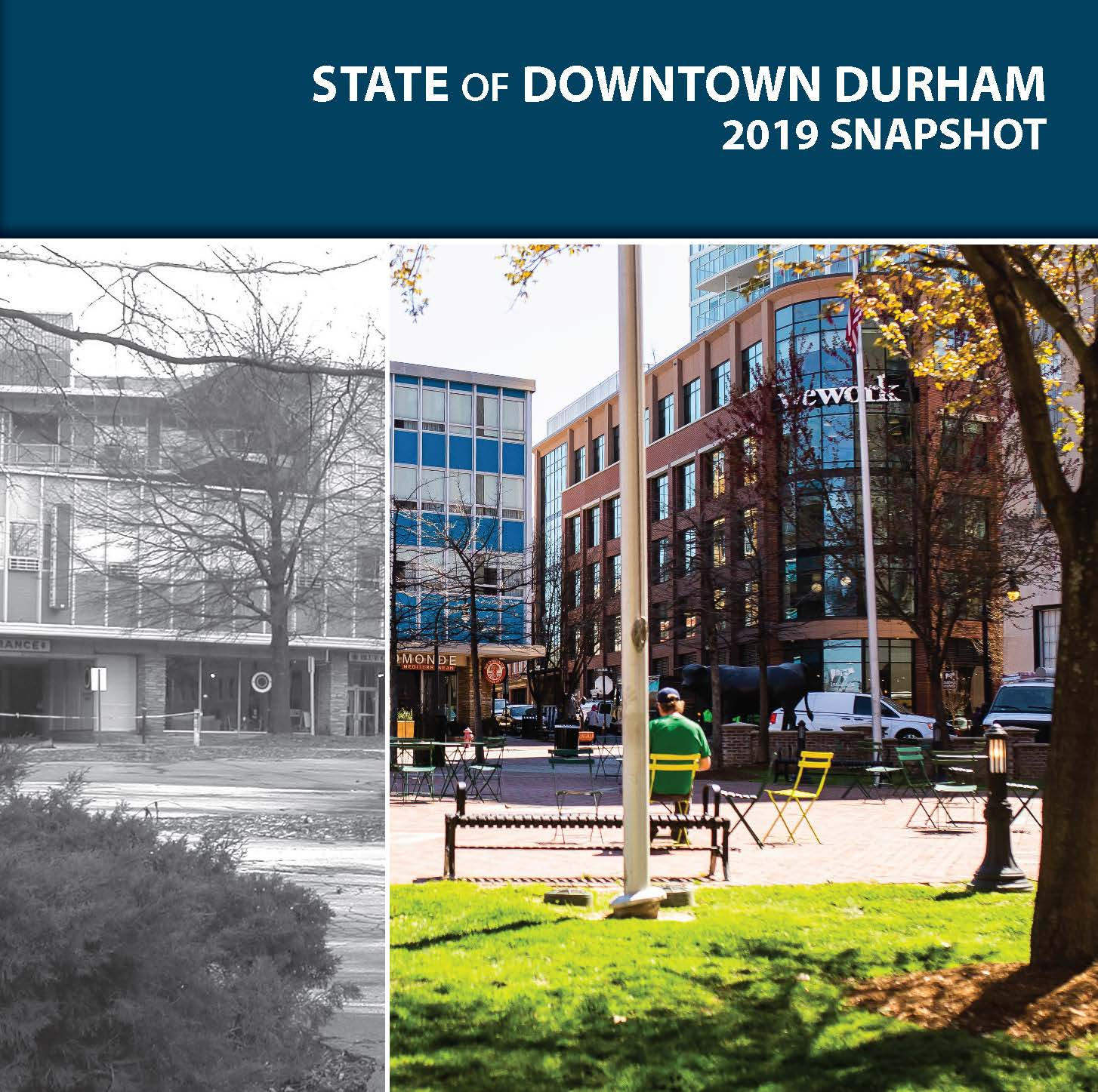 State of Downtown Durham 2019 report thumbnail image