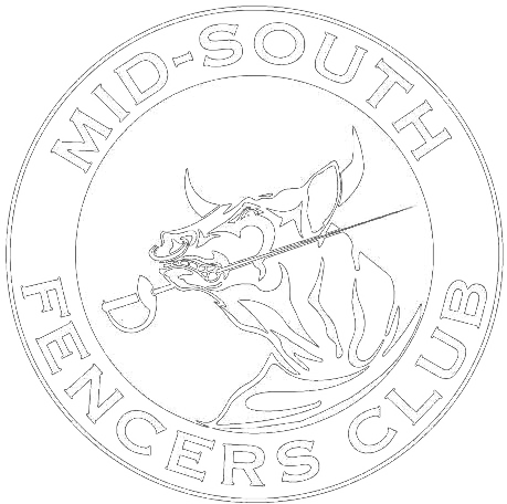 Mid-South Fencers White