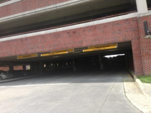 Photo of American Tobacco parking deck