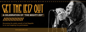 Get the Led Out banner image