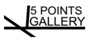 Logo for 5 Points Gallery