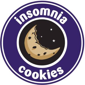 Logo for Insomnia Cookies