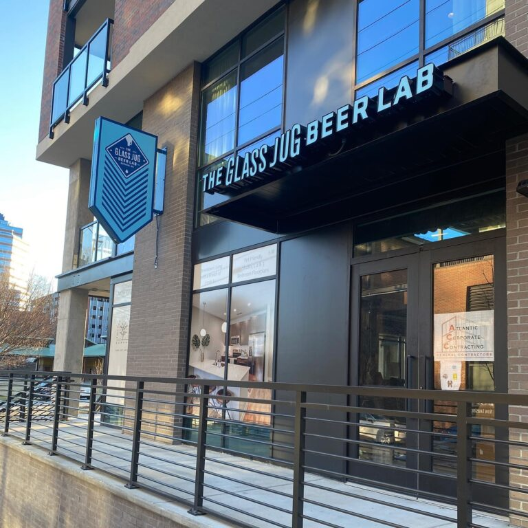 Photo of The Glass Jug Beer Lab