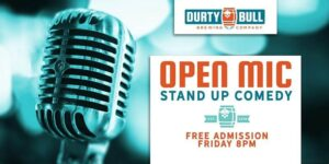 Banner image for Durty Bull Comedy