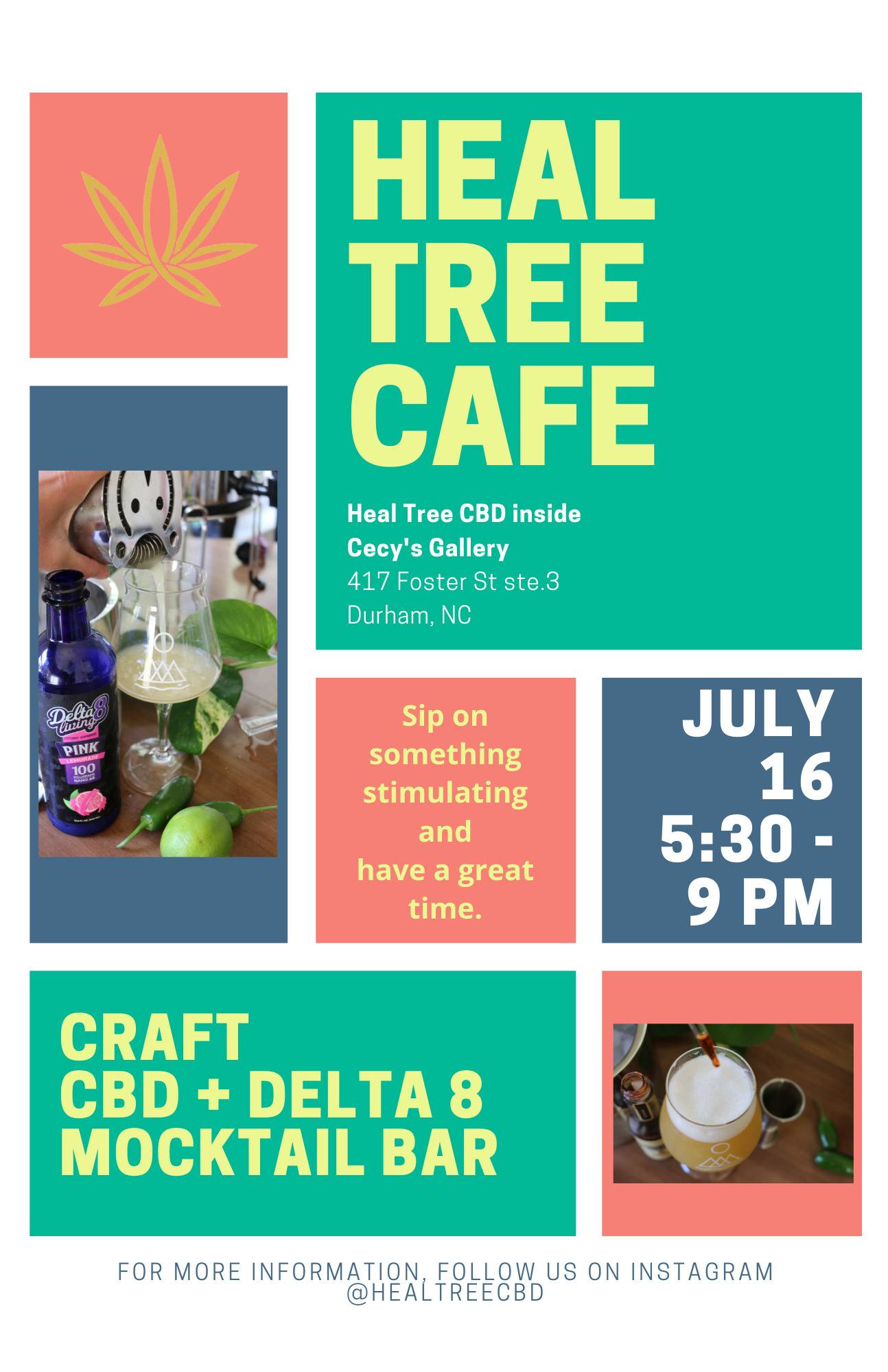 Heal Tree Cafe banner image