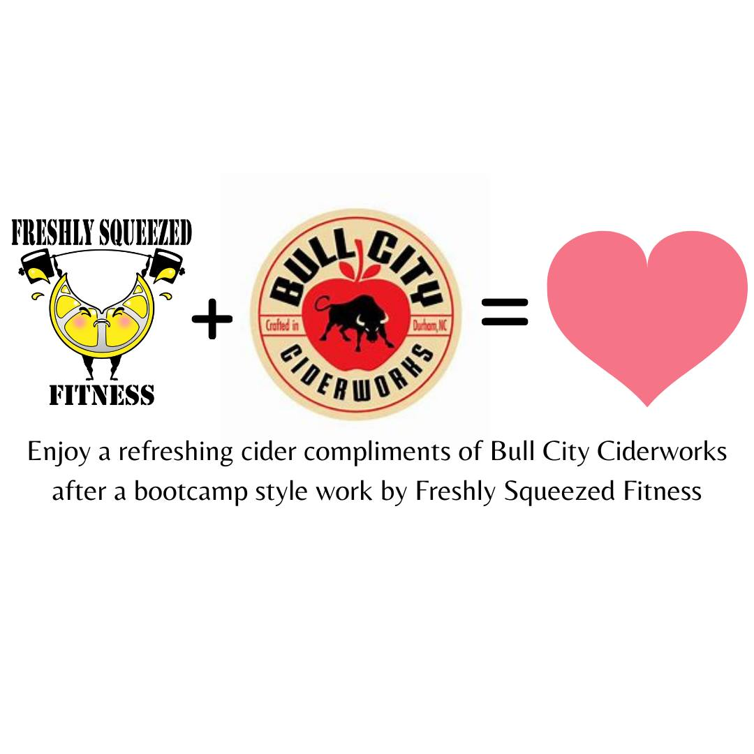 Workout and Cider Pairing banner image