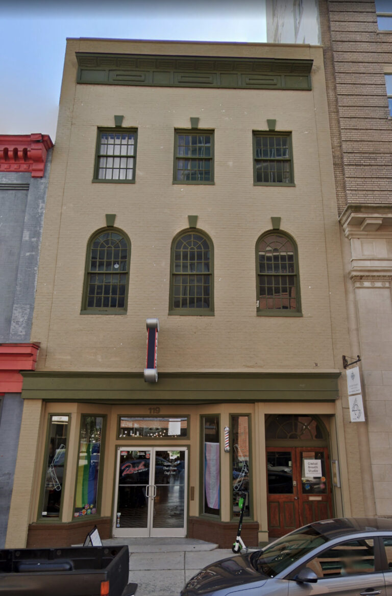 Exterior photo of 119 Front Street