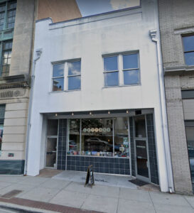 Exterior photograph of 313 West Main St.